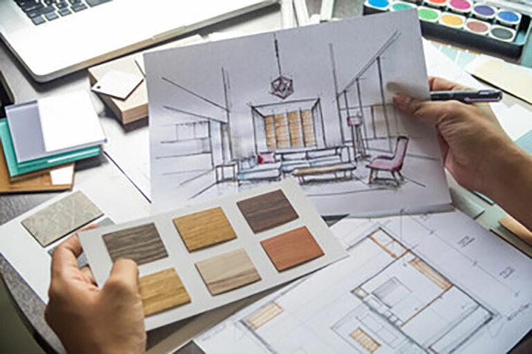 Projet décoration intérieur les étapes